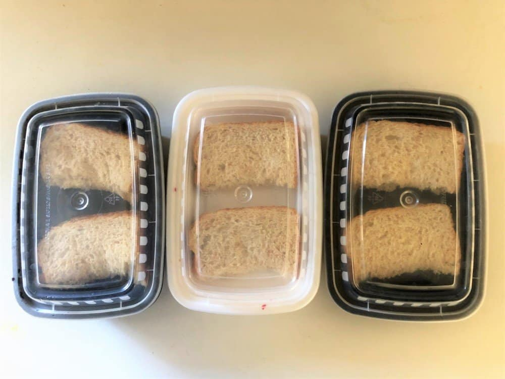 How to make lunch time easier - containers