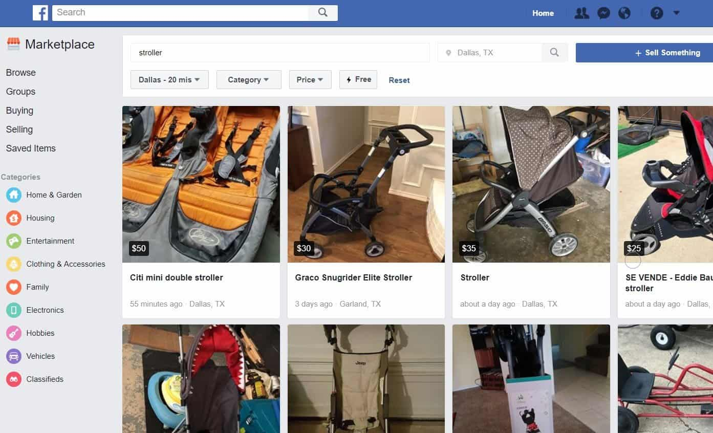 How to Sell Stuff on Facebook